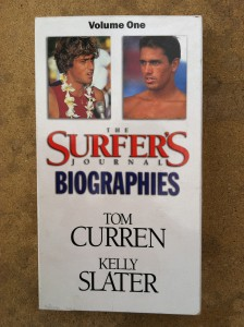Surfers Journal VHS front
