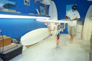 Clark Custom Surfboards